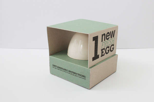 1 New Fresh Egg