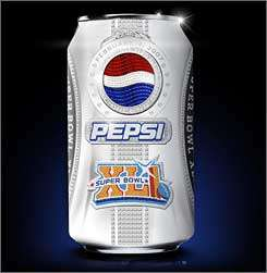 $100,000 Jeweled Pepsi Can