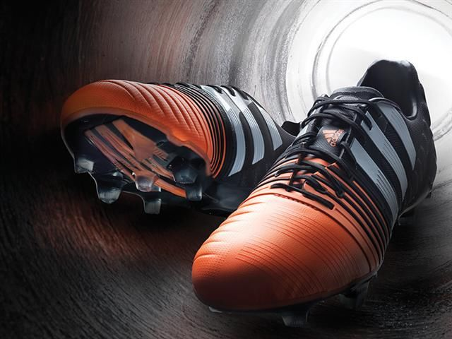Re-Engineered Soccer Boots