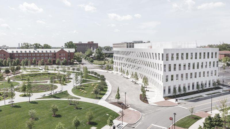 Battleship-Inspired Office Buildings