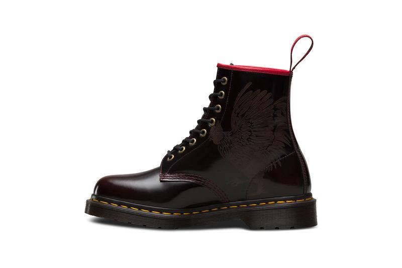 Chinese Zodiac Combat Boots