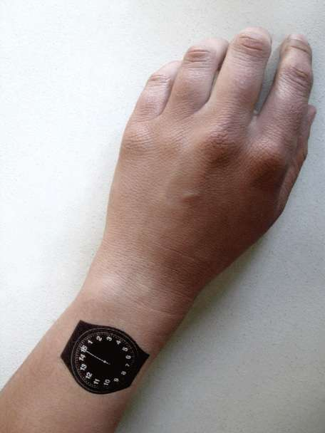 Tempttoo Timepieces
