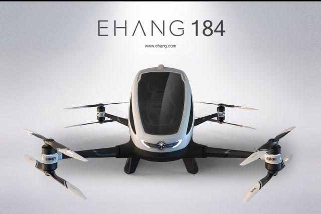 Autonomous Taxi Drones