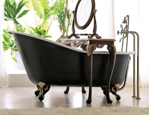 Contemporary Clawfoot Tubs