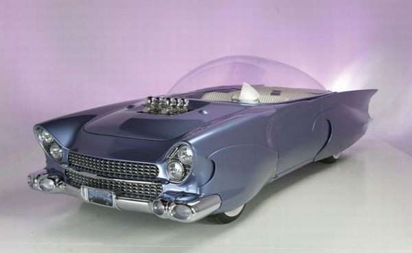 Jetson-Inspired Cars