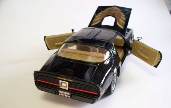 1979 Pontiac Trans Am hard drive