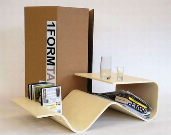 Transformable Tables