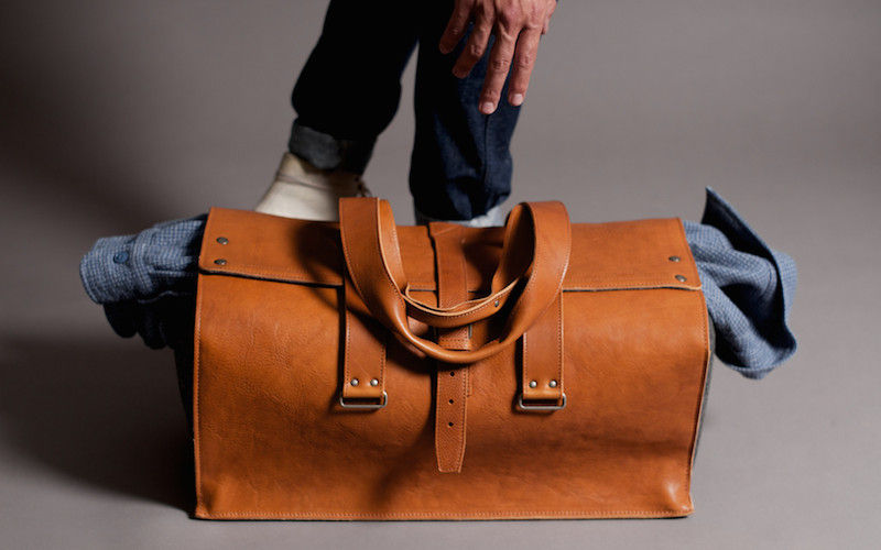 Chic Gentlemanly Luggage