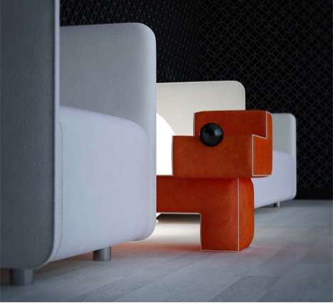 Modular Toy Furniture