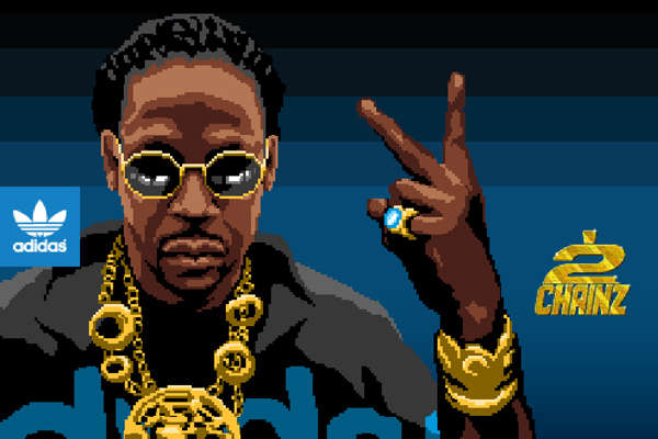 Retro Rap Adventure Games
