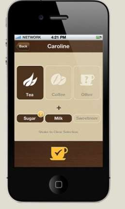 Office Coffee Order Apps