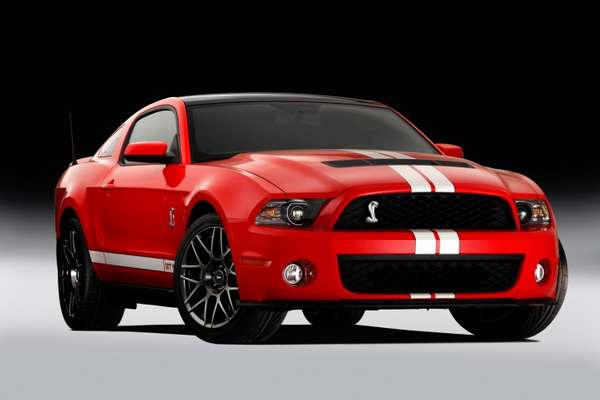 Revamped Muscle Cars