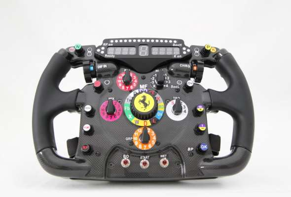 Racing Replica Steering Wheels