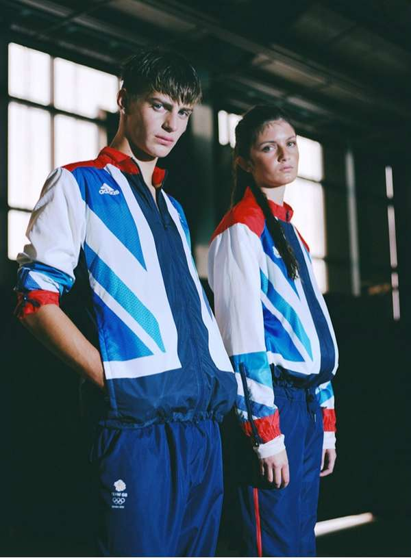 Grungy Olympic Editorials