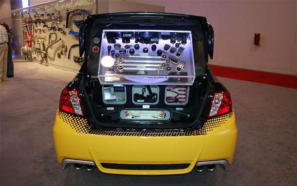 Super Tuned Sportscars