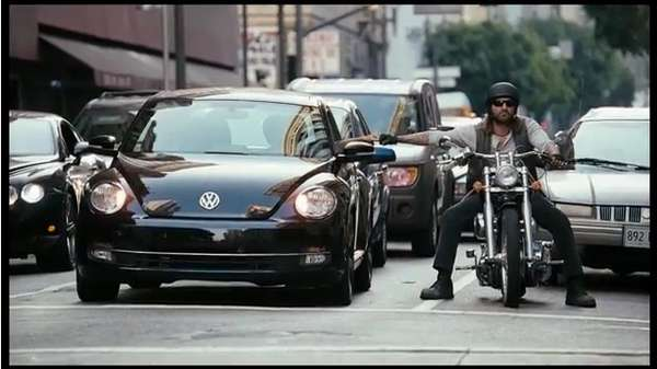2012 Volkswagen Beetle 'High Five'