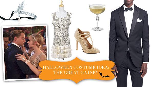 Glamorous Gatsby Halloween Costumes