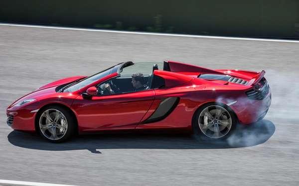 Lightweight Supercars