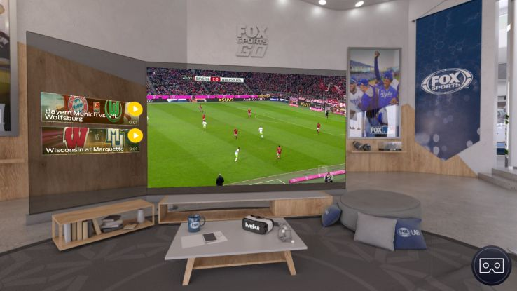 VR Soccer Championships