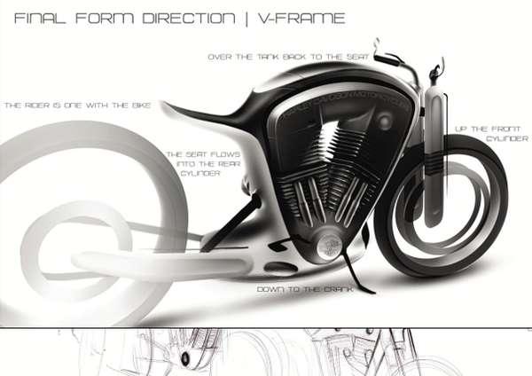 Futuristic Hogs