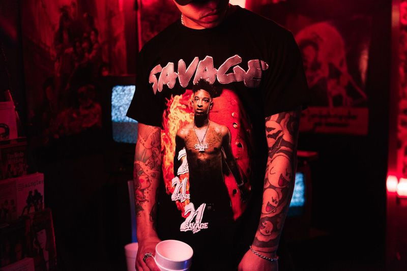 Exclusive Retro Rapper Merchandise