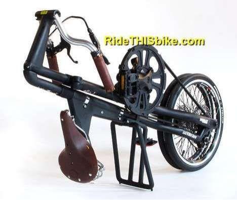 Folding Classic Bikes