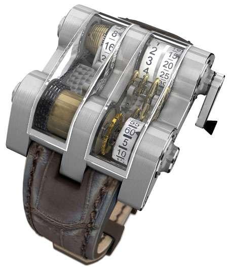 $220,000 Cabestan Watch