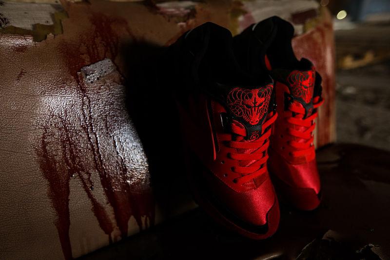 Beast-Inspired Sneakers