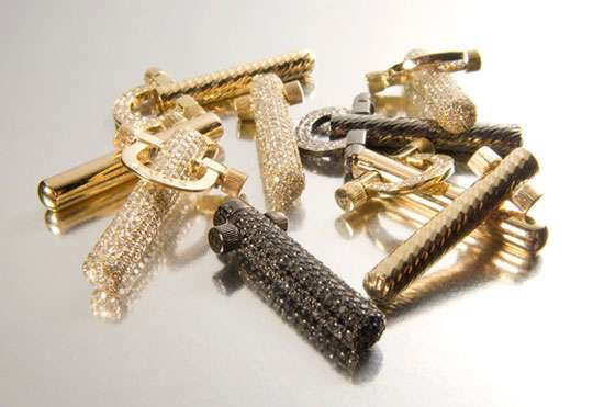 Shoelace Jewelry