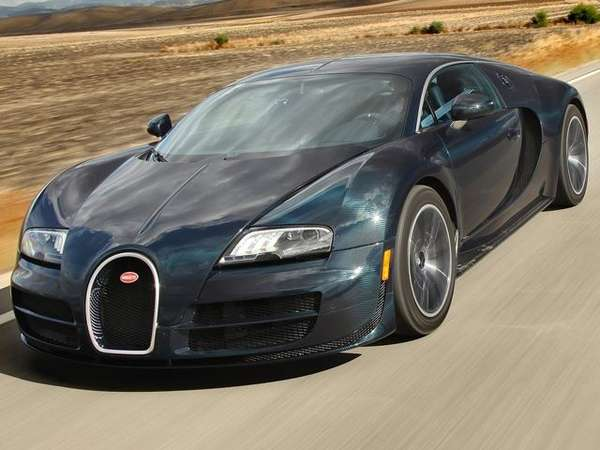 Buffed Up French Supercars 280 Mph Bugatti Veyron