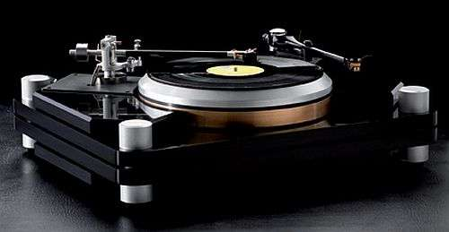 $56,000 Turntables