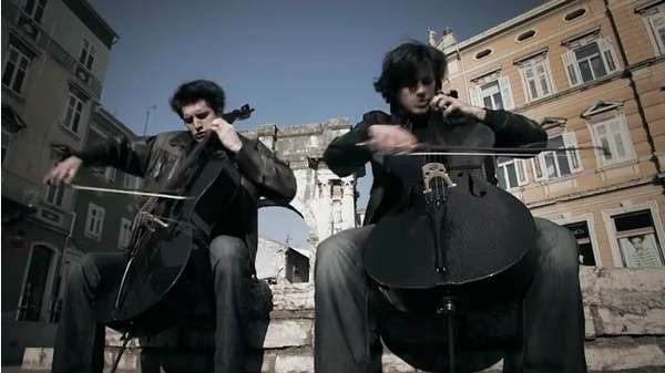 2Cellos Welcome to the Jungle