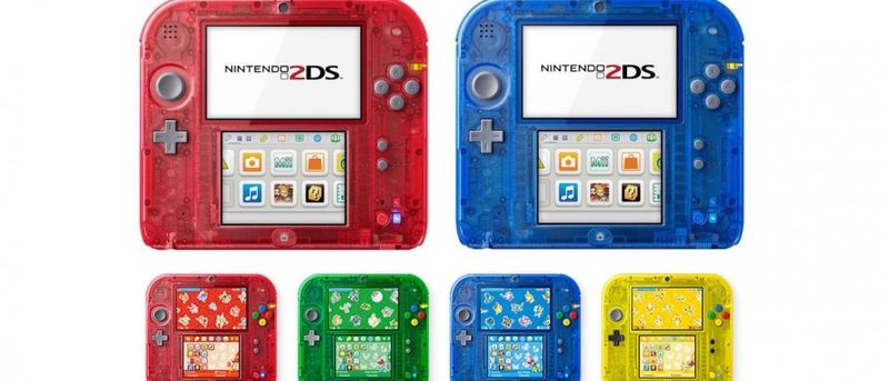 Limited-Edition Handheld Games