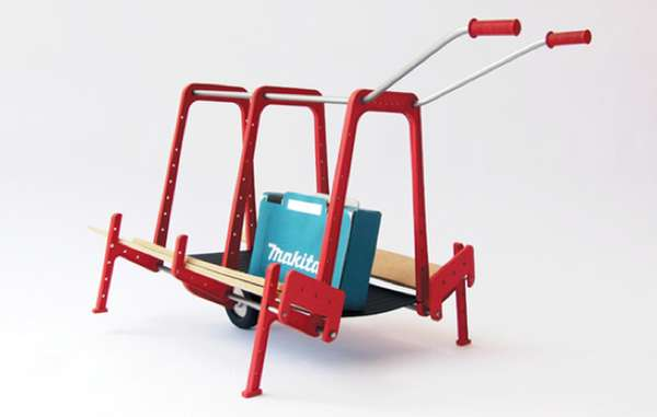 2Side Wheelbarrow
