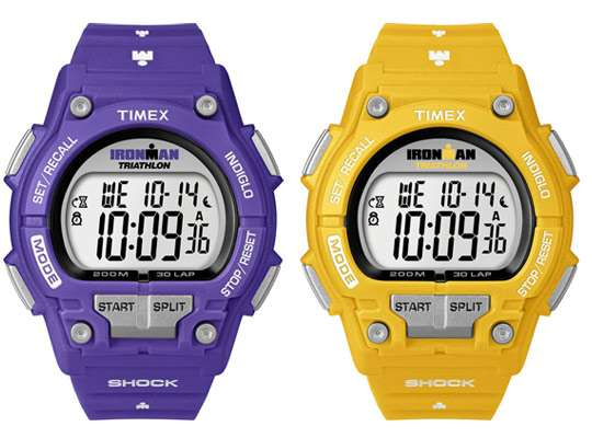 Fruit-Colored Watches