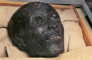 King Tuts Face Revealed For First Time