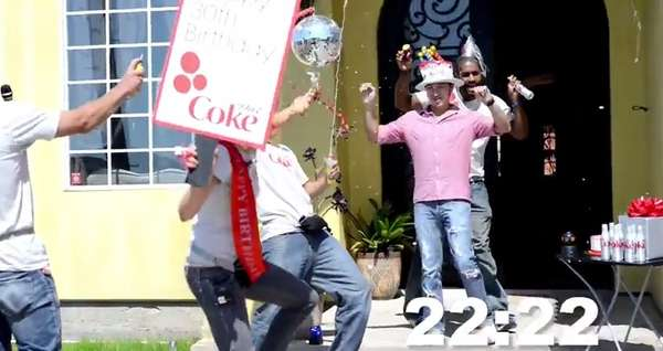 Speedy Soda Celebrations