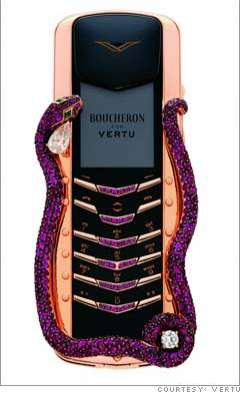 $310k Vertu Phone