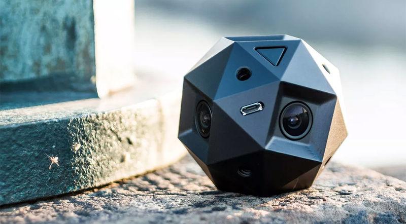 Panoramic Spherical Cameras
