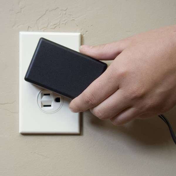 Swivelling Electrical Outlets