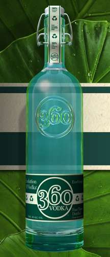 Eco-Luxury Alcohol