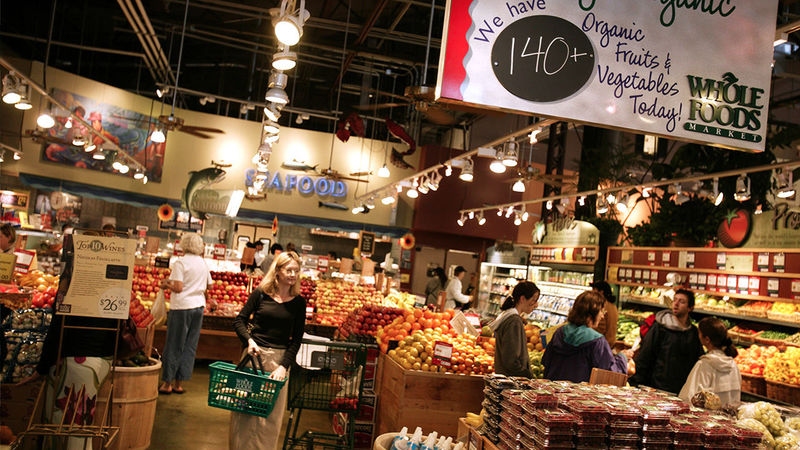 Millennial-Centric Grocery Stores