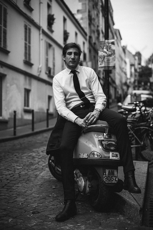 Alluring Parisian Portraiture