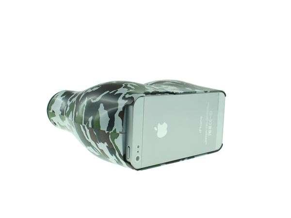 Telescopic 3D Phone Devices