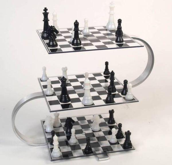 Multi level chess games 3d chess - Multi level chess board ...