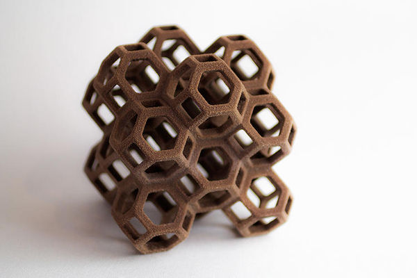 3D Printed Chocolates