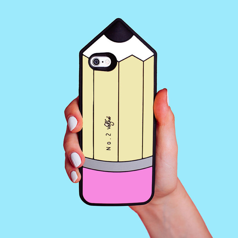 Pencil-Inspired Phone Protectors