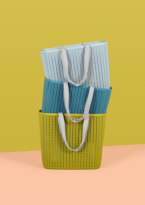 3D Knit Plastic Decor