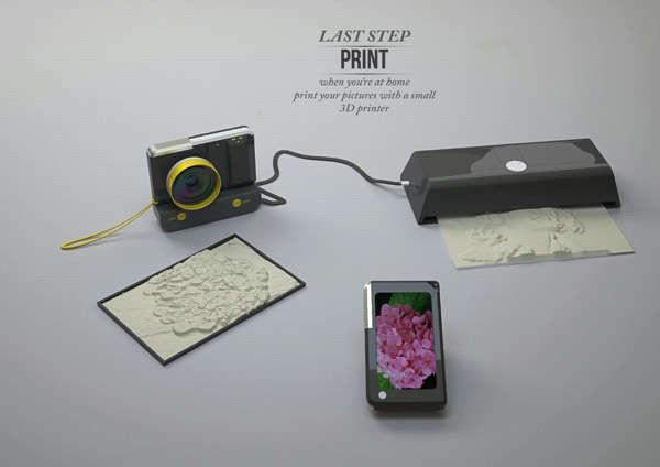 3D-Printing Cameras