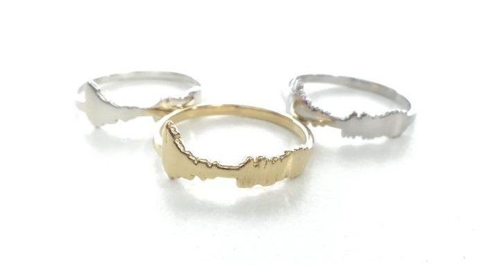 3D Soundwave Jewelry